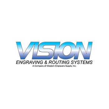 VISION 1624R CNC ROUTER Logo