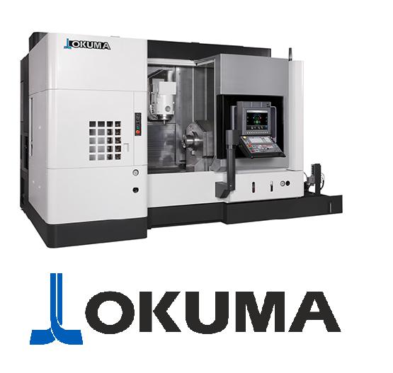 Okuma Multus U-Series Logo